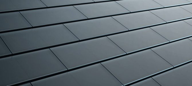 Produce Energy with Tesla Solar Roof